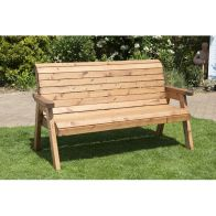See more information about the Traditional Three Seater Bench
