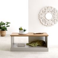 See more information about the Kendal Coffee Table Grey