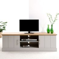 See more information about the Kendal Large TV Unit Grey
