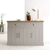 See more information about the Kendal Large Sideboard Grey