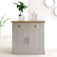 See more information about the Kendal Compact Sideboard Grey