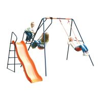 See more information about the Hedstrom Saturn Playset Blue & Orange