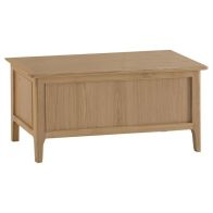 See more information about the Bayview Light Oak Blanket Box