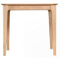 See more information about the Bayview Light Oak Fixed Top Table