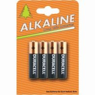 See more information about the 4 Pack Duracell AAA Batteries