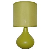 See more information about the Teardrop Table Lamp Green