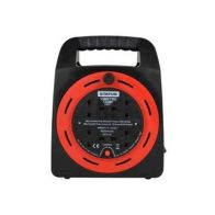 See more information about the Status Extension Reel 13 Amp 4 Socket Outlet (15 Metre)