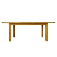 See more information about the Montacute Oak 1.6m - 2.1m Butterfly Extendable Dining Table