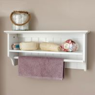 See more information about the Colonial Towel Rail Shelf